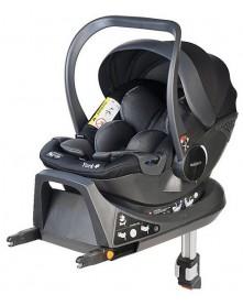 BabySafe Fotelik samochodowy York z bazą Isofix