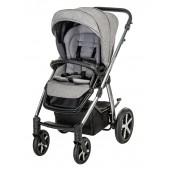 BabyDesign Wózek Wielofunkcyjny Husky 2w1 07 grey