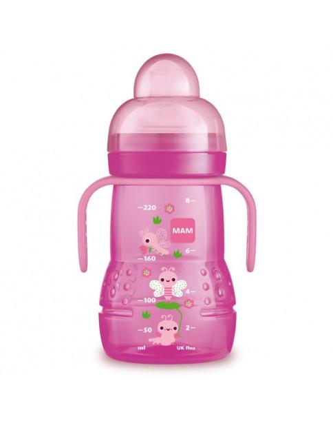 MAM Butelka dla niemowląt Trainer+ 220ml