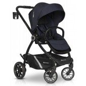 Euro-Cart wózek spacerowy CROX PRO do 22kg Cosmic Blue