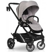 Euro-Cart wózek spacerowy CROX PRO do 22kg Pearl