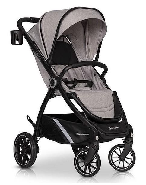 Euro-Cart wózek spacerowy CORSO do 22kg Pearl