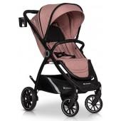 Euro-Cart wózek spacerowy CORSO do 22kg Pink