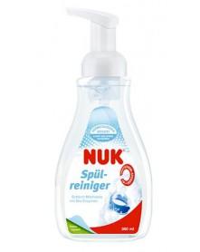 Nuk płyn do mycia butelek i smoczków z dozownikiem piany 380ml 256.262