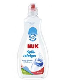 Nuk płyn do mycia butelek i smoczków z pompką 380ml
