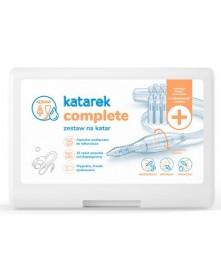 Katarek Plus Complete aspirator do nosa podłączany do odkurzacza