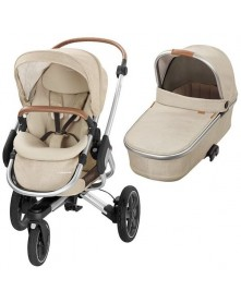 Maxi-Cosi wózek spacerowy Nova3 + gondola Oria