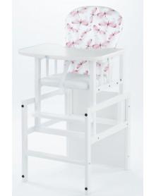 Drewex krzesełko do karmienia Antoś - Libelula