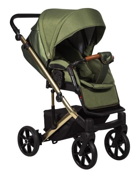 Baby Merc Wózek Wielofunkcyjny 2w1 / 3w1 Mosca Limited ( Spacerówka M003 )