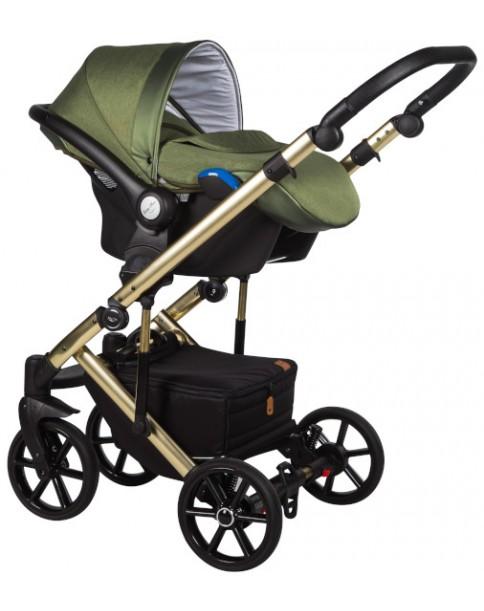 Baby Merc Wózek Wielofunkcyjny 2w1 / 3w1 Mosca Limited ( Fotelik Samochodowy M003 )