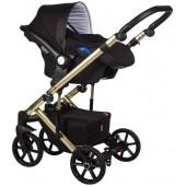 Baby Merc Wózek Wielofunkcyjny 2w1 / 3w1 Mosca Limited ( Fotelik Samochodowy M204 )