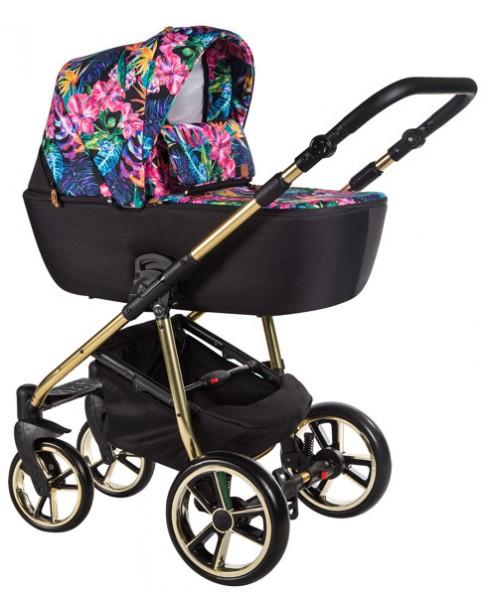 Baby Merc Wózek Wielofunkcyjny La Noche Limited ( Gondola LNL09 )