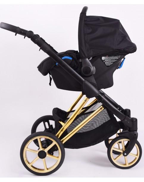 Baby Merc Wózek Wielofunkcyjny La Noche Limited ( Fotelik Samochodowy LNL09 )