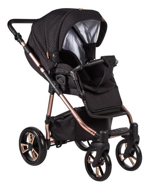 Baby Merc Wózek Wielofunkcyjny La Noche Limited ( Spacerówka LNL08 )
