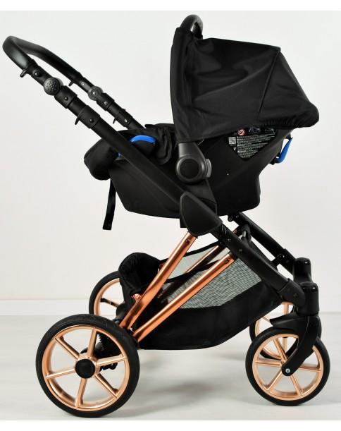 Baby Merc Wózek Wielofunkcyjny La Noche Limited ( Fotelik Samochodowy LNL08 )