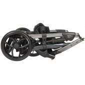 Baby Merc Wózek Wielofunkcyjny Faster Limited ( Srebrny - Stelaż )