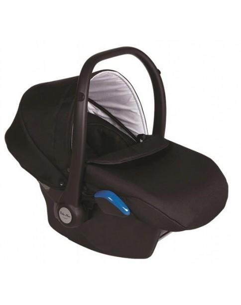 Baby Merc Wózek Wielofunkcyjny Faster Limited ( Fotelik Samochodowy - Czarny )