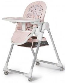 Kinderkraft 3w1 Lastree krzesełko do karmienia/leżaczek