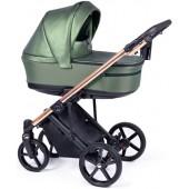 Coletto wózek wielofunkcyjny 2w1 / 3w1 Fado FX ( Zielony Gondola - FX-01 )