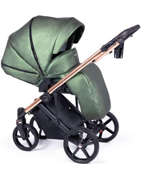 Coletto wózek wielofunkcyjny 2w1 / 3w1 Fado FX ( Zielony Spacerówka - FX-01 )