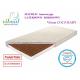 Vitmat Materac lateksowo-kokosowy Coco Baby 120x60x9cm