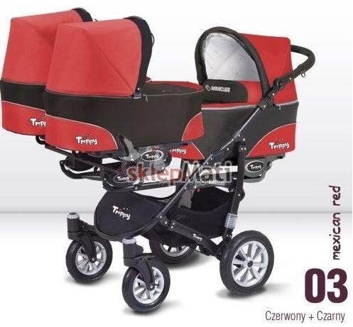 BabyActive Trippy  03 mexican red gondola
