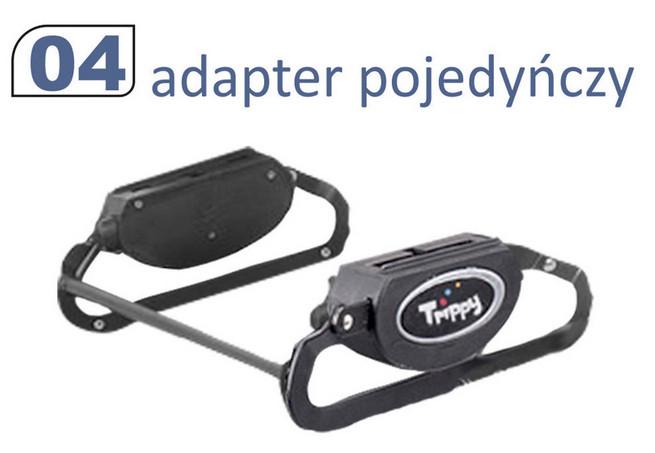 BabyActive Trippy  04 Adapter pojedyńczy
