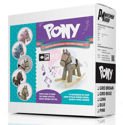 MM Pony Pudełko