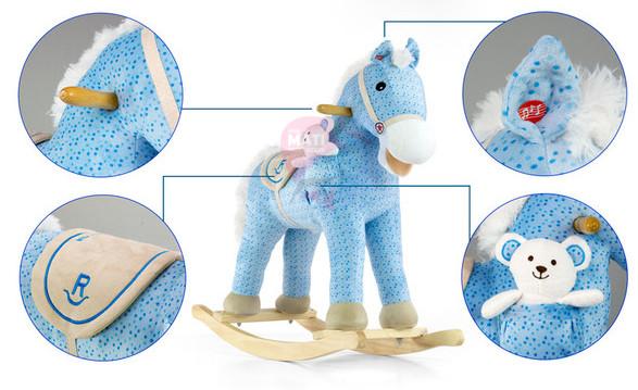 MM Pony Zalety