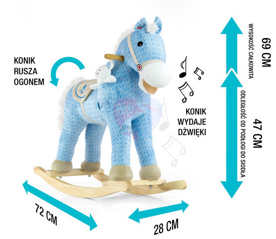 MM Pony wymiary