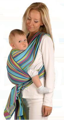 womar chusta N17 noszenie dziecka